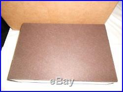 Zino Davidoff of Geneva Limited Edition Rare Humidor Made of Zebrawood